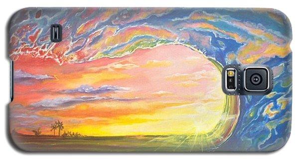 Celestial Break Galaxy S5 Case by Dawn Harrell