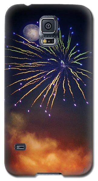 Celestial Celebration  Galaxy S5 Case