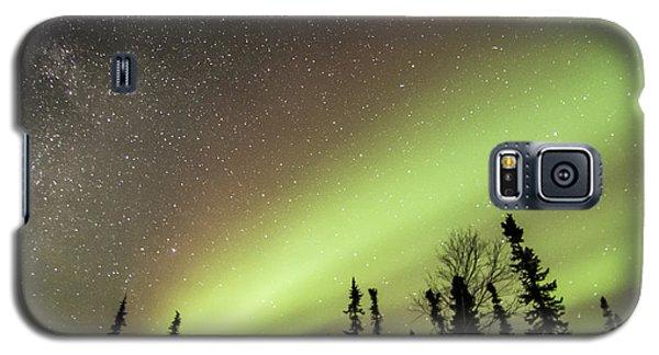Celestial Collision Galaxy S5 Case