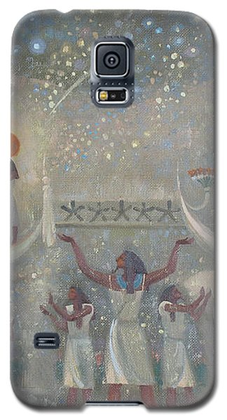 Celestial Cow Galaxy S5 Case