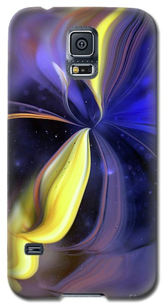 Celestial Flower Galaxy S5 Case