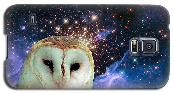 Celestial Nights Galaxy S5 Case by Robert Orinski