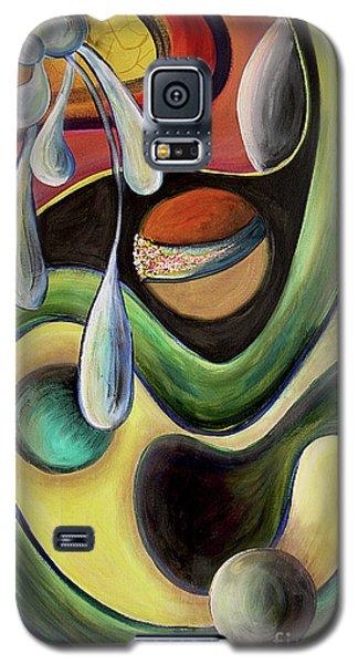 Celestial Rhythms  Galaxy S5 Case