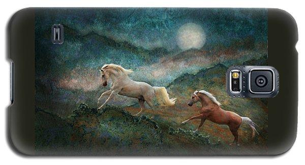 Celestial Stallions Galaxy S5 Case