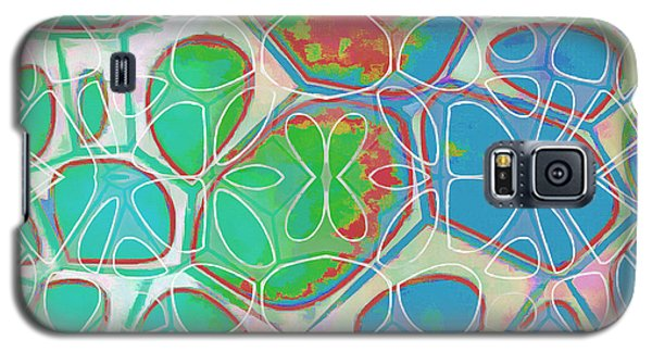 Detail Galaxy S5 Case - Cell Abstract 10 by Edward Fielding