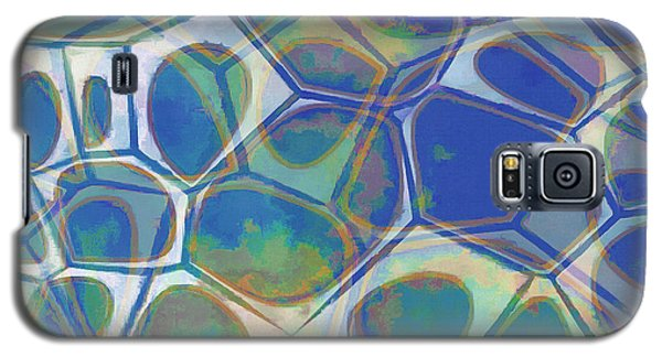Cell Abstract 13 Galaxy S5 Case