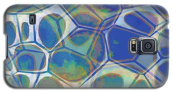 Detail Galaxy S5 Case - Cell Abstract 13 by Edward Fielding