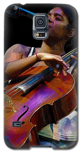 Cellist Galaxy S5 Case by Jim Mathis