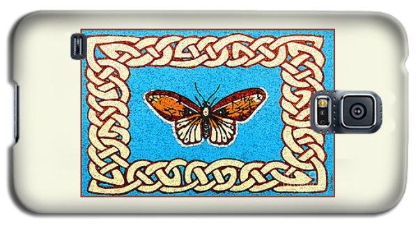 Celtic Butterfly Galaxy S5 Case