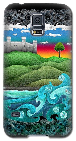 Celtic Castle Tor Galaxy S5 Case