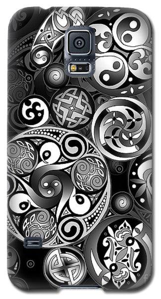 Celtic Clockwork Galaxy S5 Case