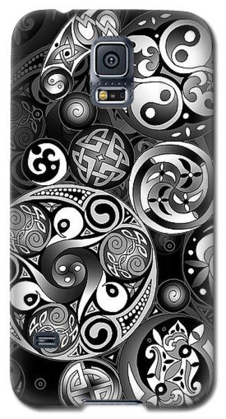Celtic Clockwork Galaxy S5 Case by Kristen Fox
