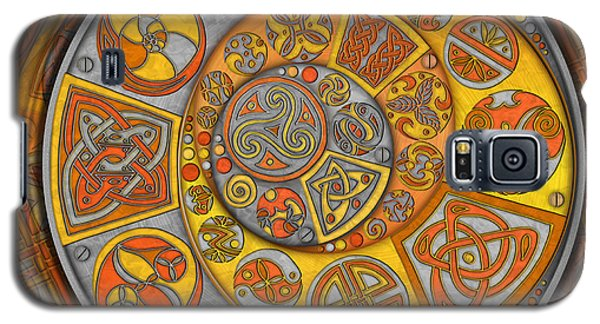 Celtic Crescents Galaxy S5 Case