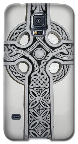 Celtic Cross Galaxy S5 Case