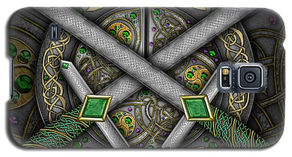 Celtic Daggers Galaxy S5 Case