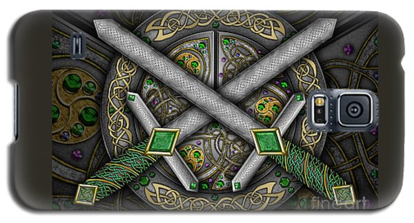 Celtic Daggers Galaxy S5 Case