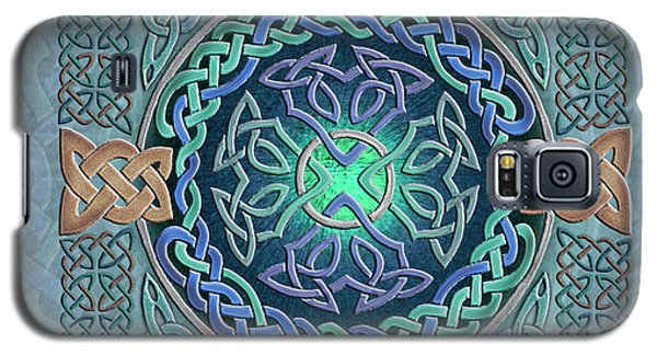 Celtic Eye Of The World Galaxy S5 Case
