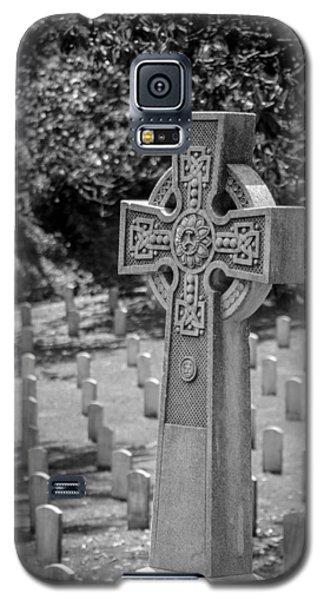 Celtic Grave Galaxy S5 Case