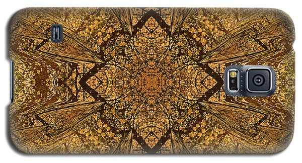 Celtic Mandala Abstract Galaxy S5 Case