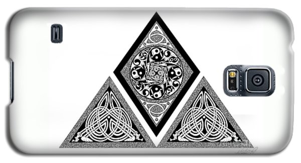Celtic Pyramid Galaxy S5 Case
