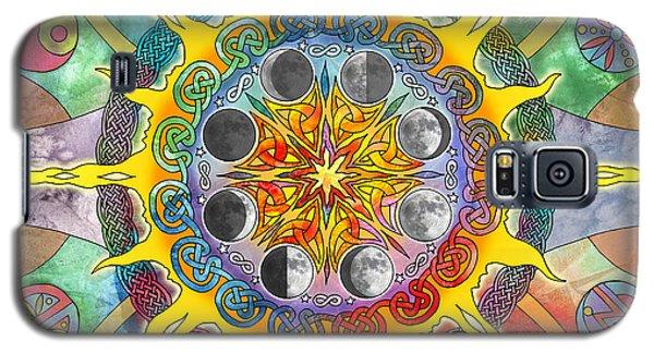 Celtic Stargate Galaxy S5 Case