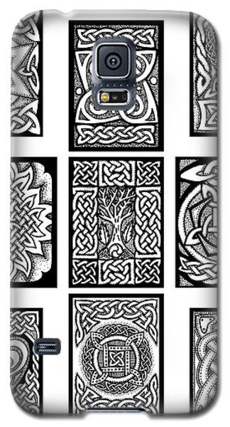 Celtic Tarot Spread Galaxy S5 Case