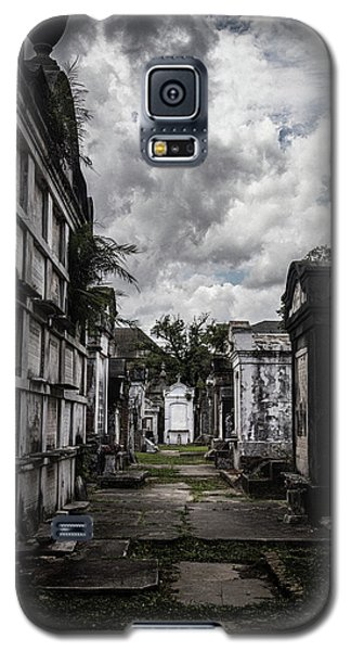 Cemetery Row Galaxy S5 Case