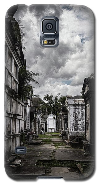 Cemetery Row Galaxy S5 Case