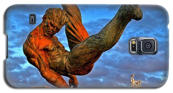 Centennial Park Statue 001 Galaxy S5 Case