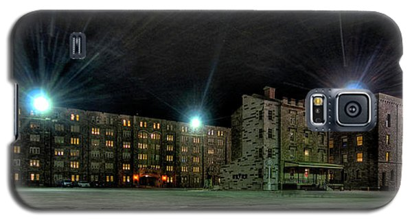 Central Area At Night Galaxy S5 Case