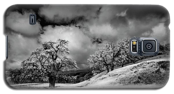 Galaxy S5 Case featuring the photograph Central California Ranch by Sean Foster