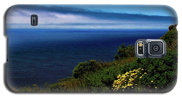 Central Coast Beach 3 Galaxy S5 Case by Joseph Hollingsworth