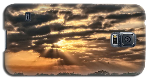 Galaxy S5 Case featuring the photograph Central Florida Sunrise by Christopher Holmes