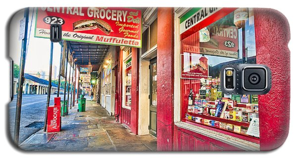 Central Grocery And Deli In The French Quarter Galaxy S5 Case