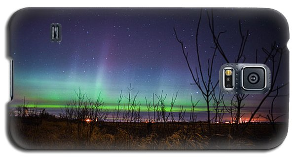 Central Minnesota Aurora Galaxy S5 Case