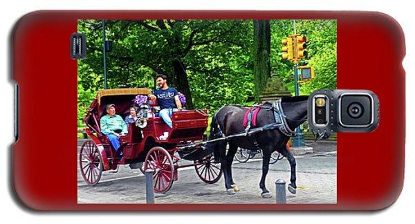 Central Park 5 Galaxy S5 Case