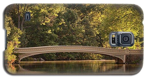 Central Park Bridge Galaxy S5 Case