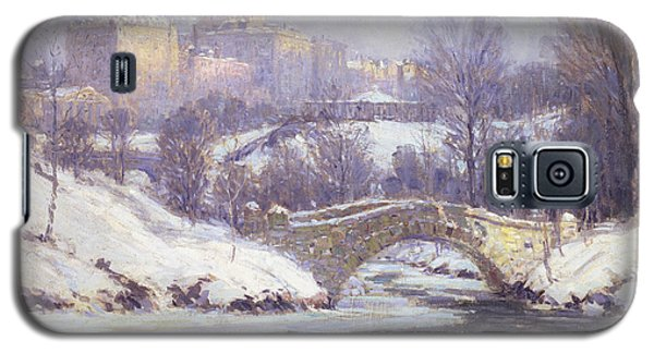 Central Park Galaxy S5 Case by Colin Campbell Cooper