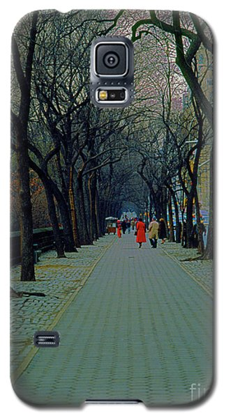Central Park East Galaxy S5 Case