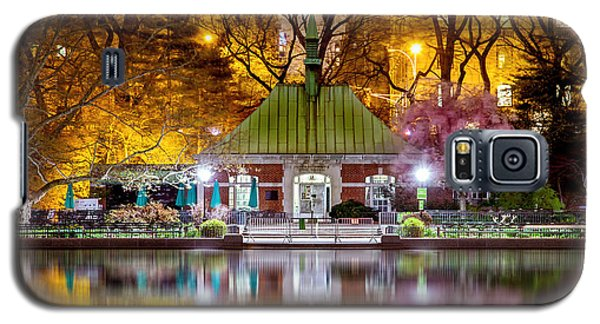 Central Park Memorial Galaxy S5 Case