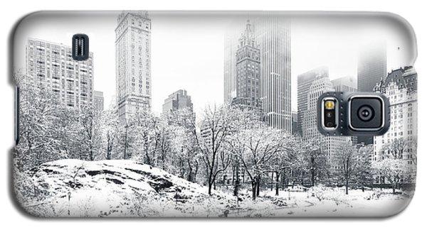 Central Park Galaxy S5 Case