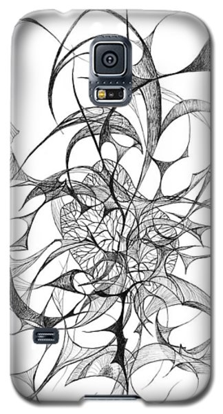 Centred Galaxy S5 Case by Charles Cater