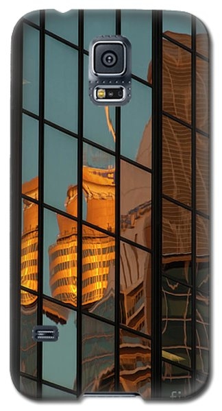 Centrepoint Hiding Galaxy S5 Case by Werner Padarin
