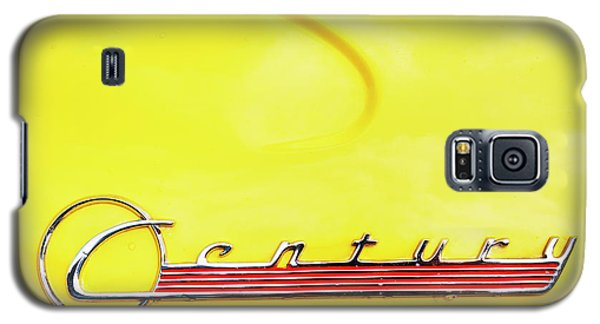Galaxy S5 Case featuring the photograph Century by Dennis Hedberg