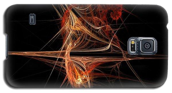 Cerebral Hemisphere Galaxy S5 Case by Kim Sy Ok