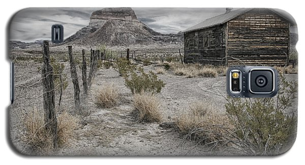 Cerro Castellan - Big Bend  Galaxy S5 Case