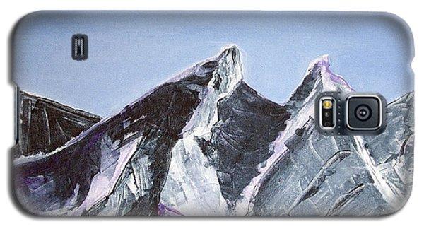 Cerro De La Silla Of Monterrey Mexico Galaxy S5 Case