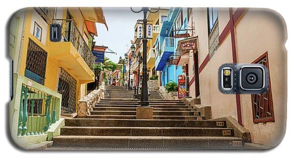 Cerro Santa Ana Guayaquil Ecuador Galaxy S5 Case