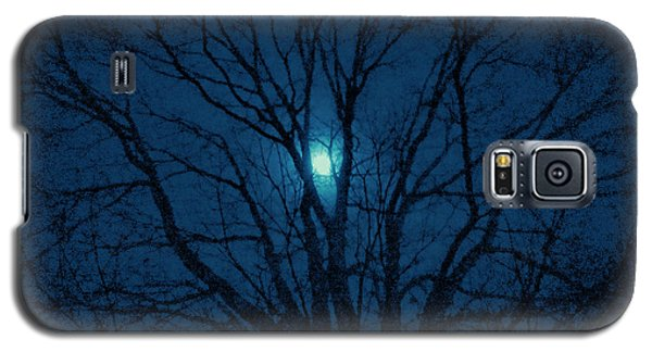 Cerulean Night Galaxy S5 Case by Denise Beverly