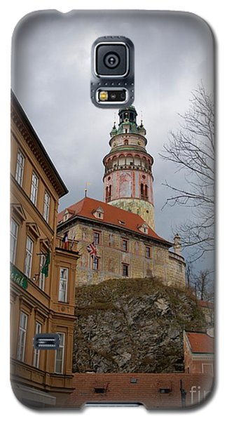 Galaxy S5 Case featuring the photograph Cesky Krumlov II by Louise Fahy